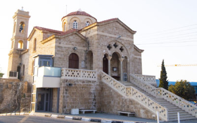 Panagia Theotokepasti Church