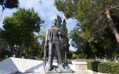 Der Held, Evagoras Pallikarides