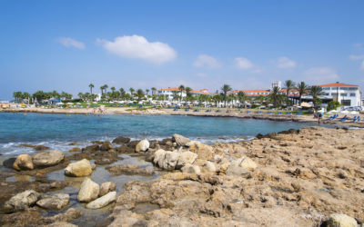 Pachiammos (Thick sand) Beach