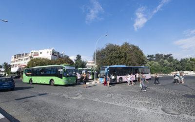 Κεντρικός Σταθμός Λεωφορείων (Καραβέλλα)