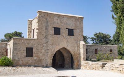 Τοπικό Αρχαιολογικό Μουσείο Παλαιπάφου