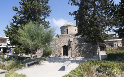 Οδός Αγίου Αντωνίου- Ι. Ναός Αγίου Αντωνίου
